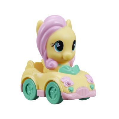Playskool Friends My Little Pony Fluttershy - Figura y vehículo