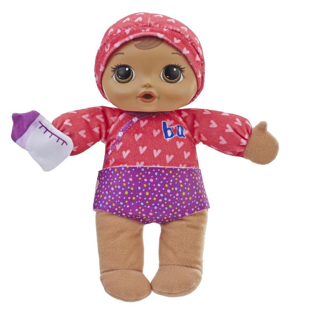 Baby Alive Mimos y cuidados - Bebé con cabello castaño
