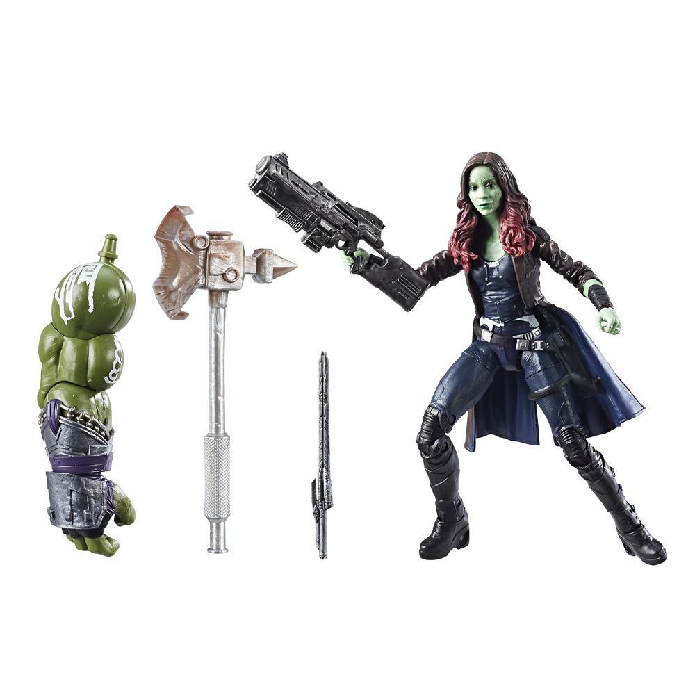 Marvel Best of Legends Series - Gamora de 15 cm