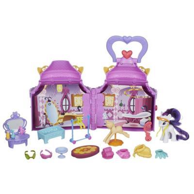 Juego La Boutique mágica de Rarity de My Little Pony Cutie Mark Magic