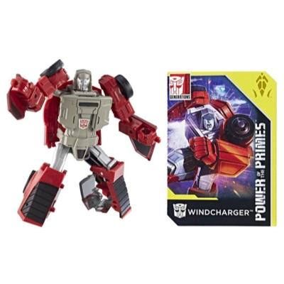 Transformers: Generations -  Poder de los Primes - clase leyendas - Windcharger
