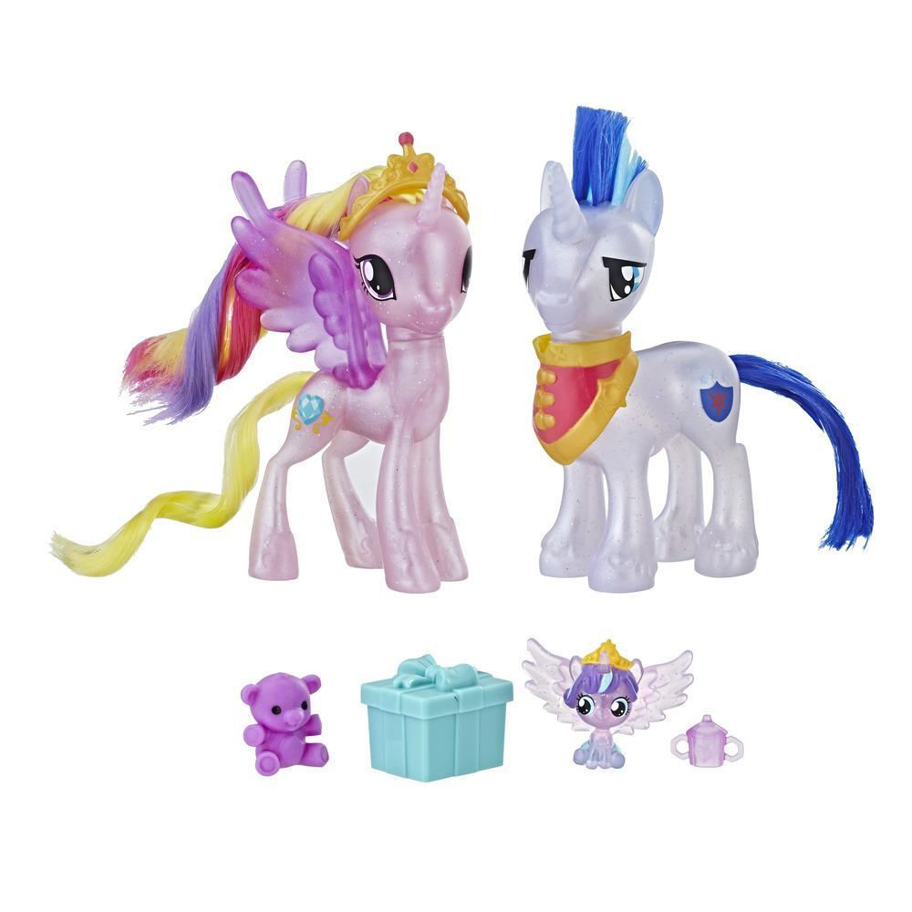 My Little Pony El Mejor regalo - Princesa Cadance y Shining Armor