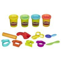Primeras creaciones Play-Doh