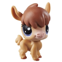 Littlest Pet Shop Mascota individual (Alpaca)
