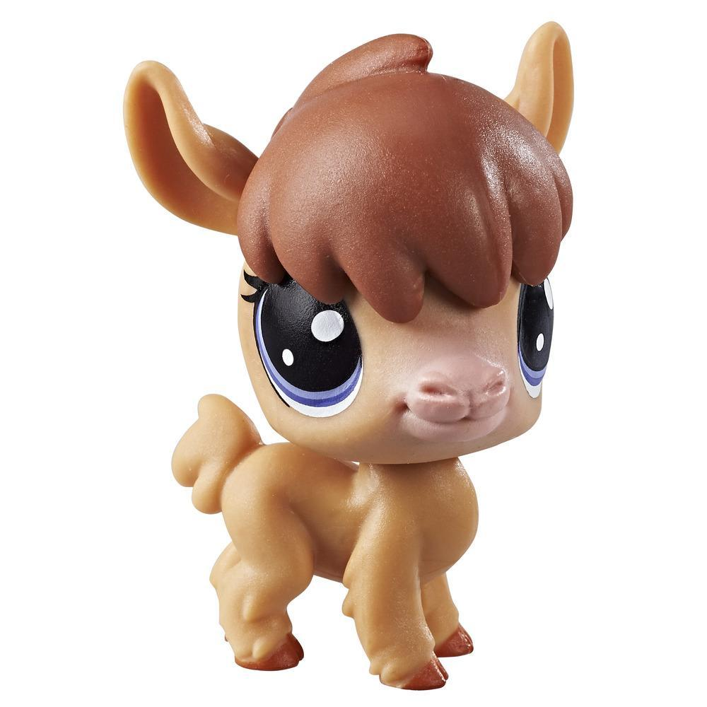 Littlest Pet Shop Mascota individual (Alpaca)