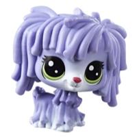 Littlest Pet Shop Mascota individual (perro trapeador)