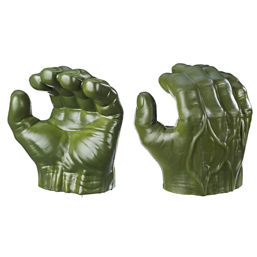 Marvel Avengers - Hulk - Súper puños gamma