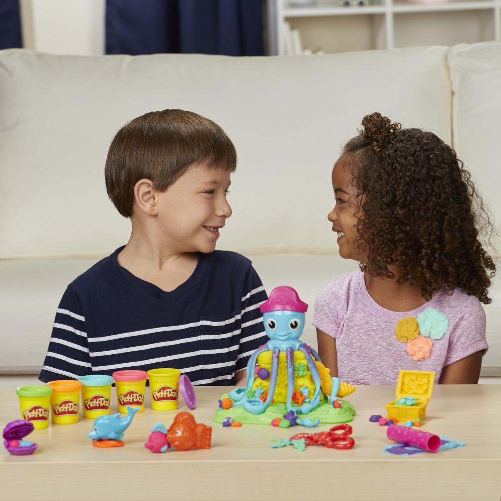 Play-Doh - Divertidos tentáculos