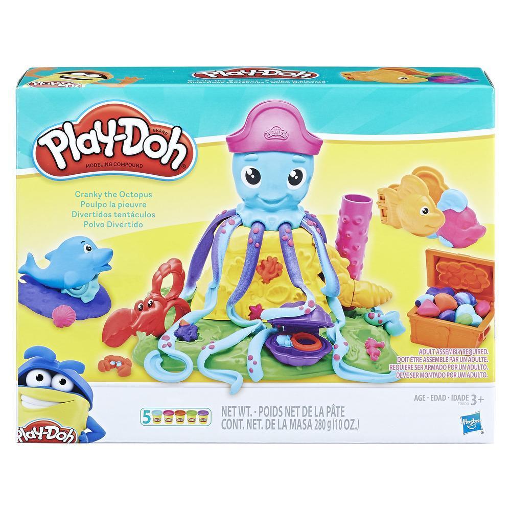 Play-Doh - Divertidos tentáculos