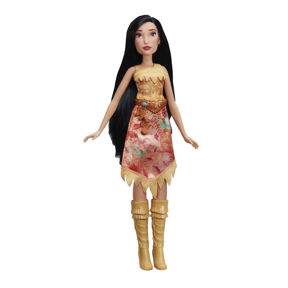 Disney Princess Royal Shimmer - Muñeca de Pocahontas