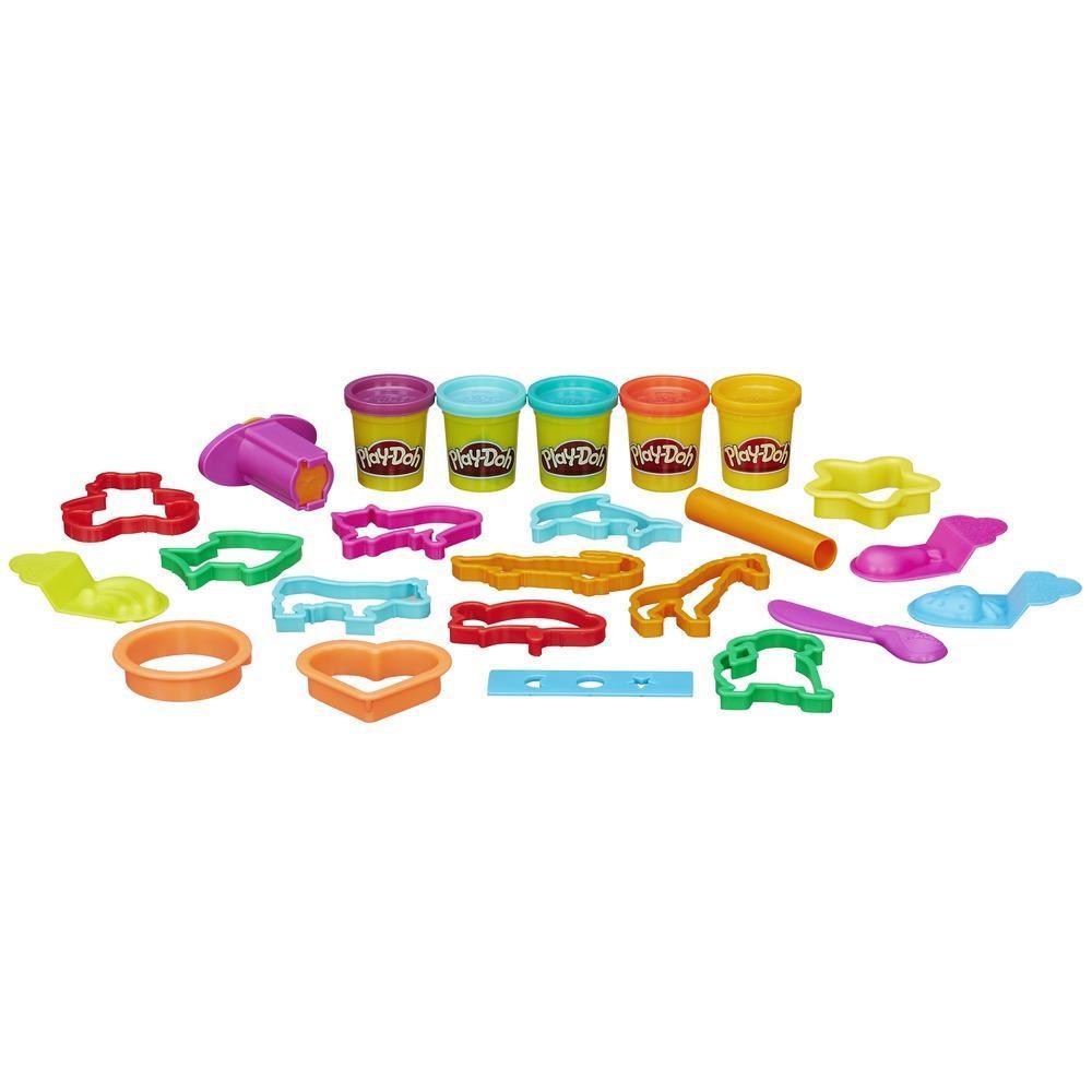 Cubo de diversión Play-Doh