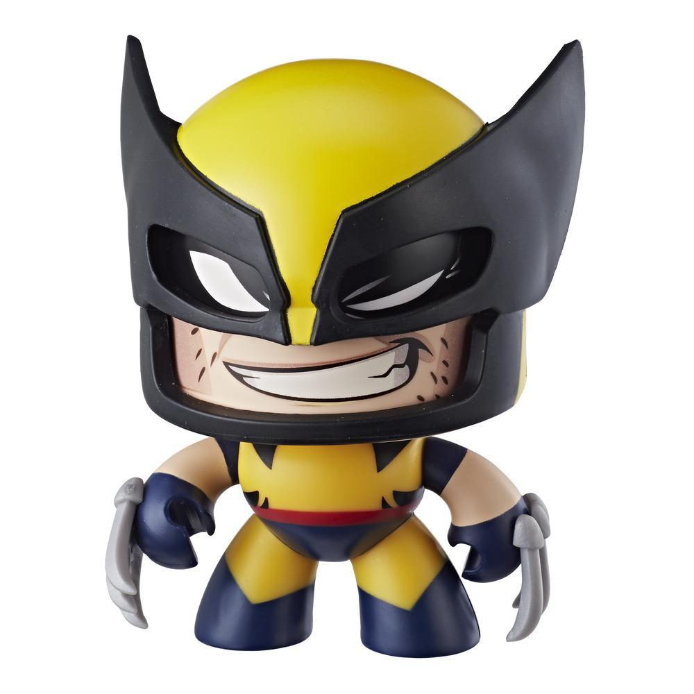 Marvel Mighty Muggs Wolverine #17