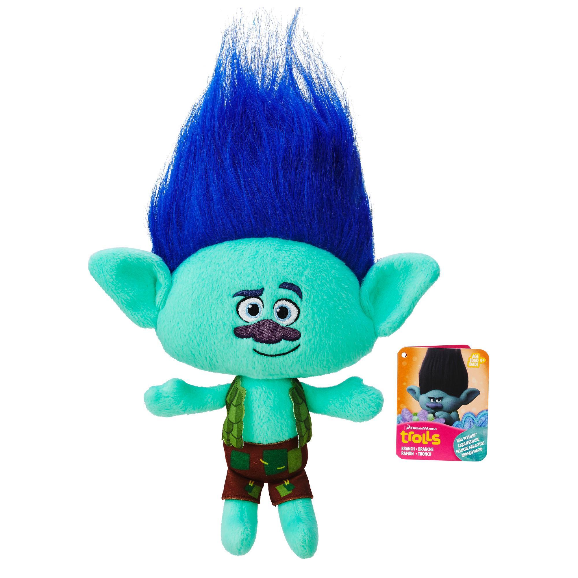 DreamWorks Trolls Peluche Abracitos - Ramón