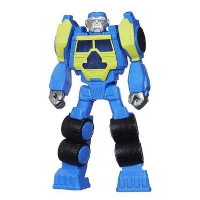 Mi Gran Rescue Bot Salvage