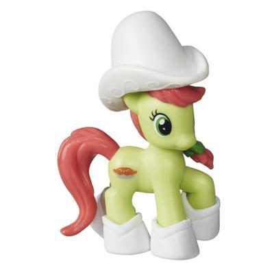 Figura My Little Pony de Peachy Sweet de la colección La magia de la amistad