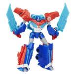Transformers: Robots in Disguise Optimus Prime superenergizado Clase Guerrero