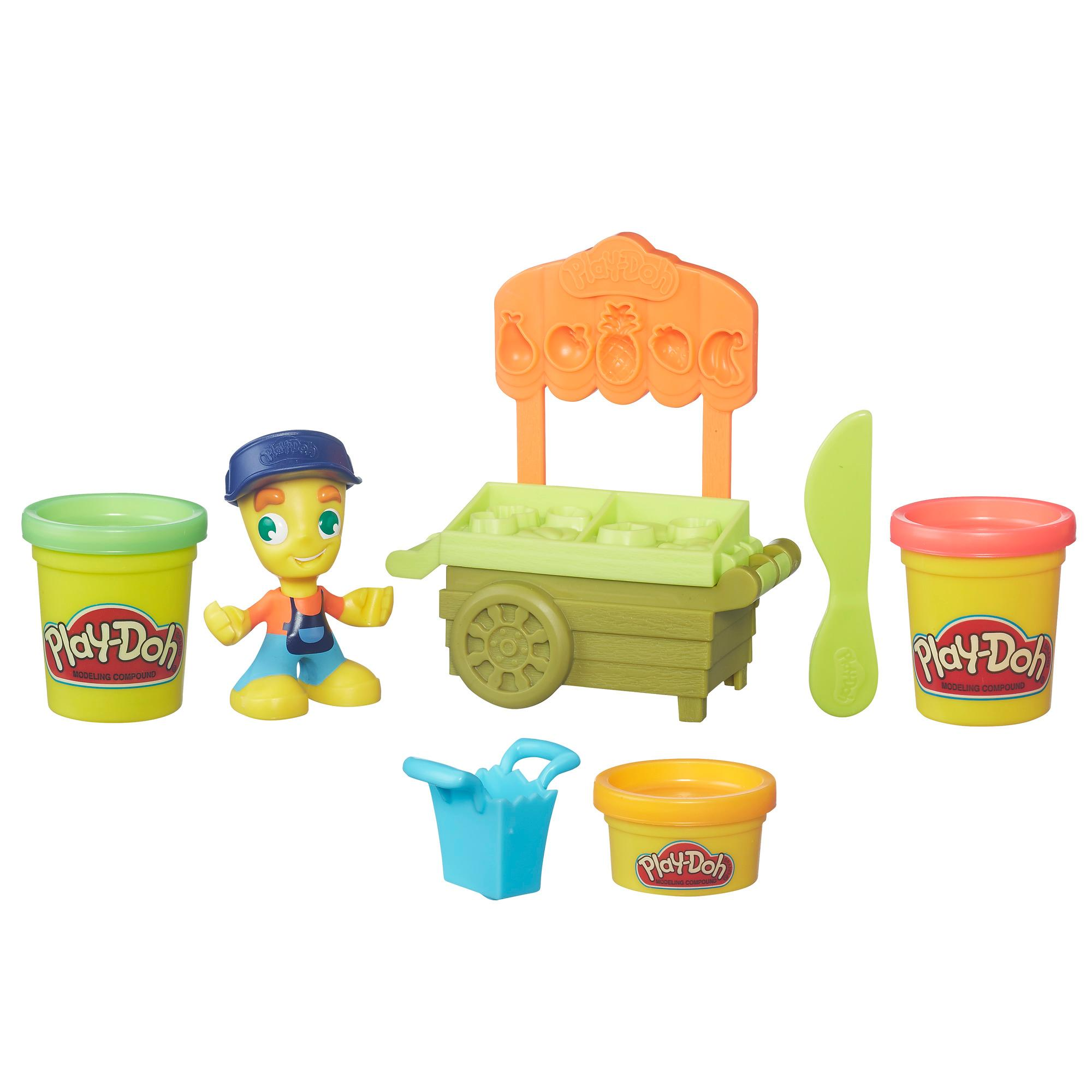 Play-Doh Town Market Stand