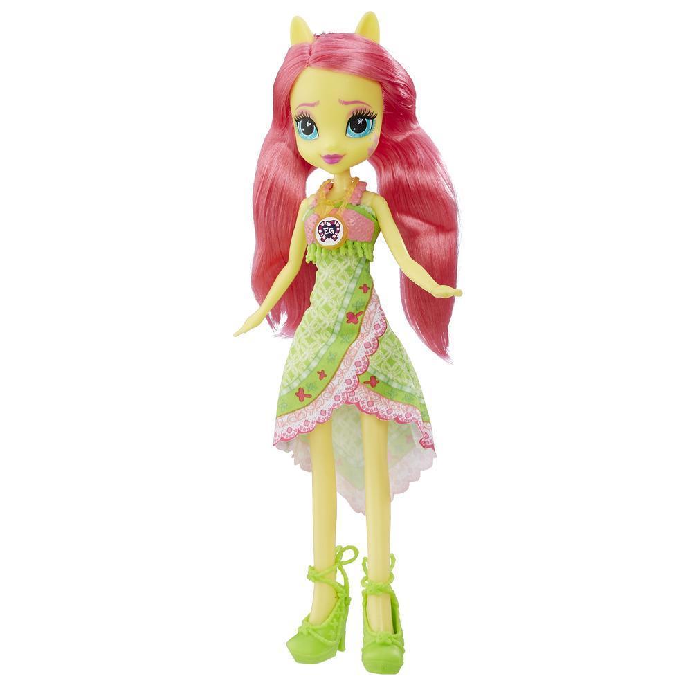 My Little Pony Equestria Girls Legend of Everfree - Muñeca de Fluttershy