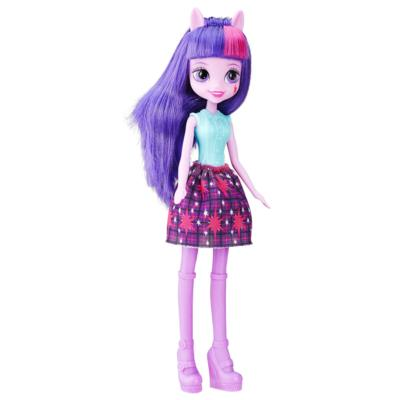 My Little Pony Equestria Girls Twilight Sparkle Basic Doll