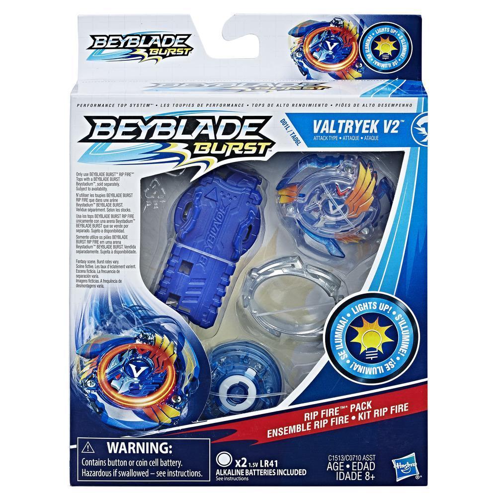 Beyblade Burst Rip Fire - Kit Rip Fire - Valtryek V2