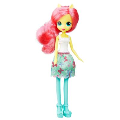 My Little Pony Equestria Girls Fluttershy Basic Doll