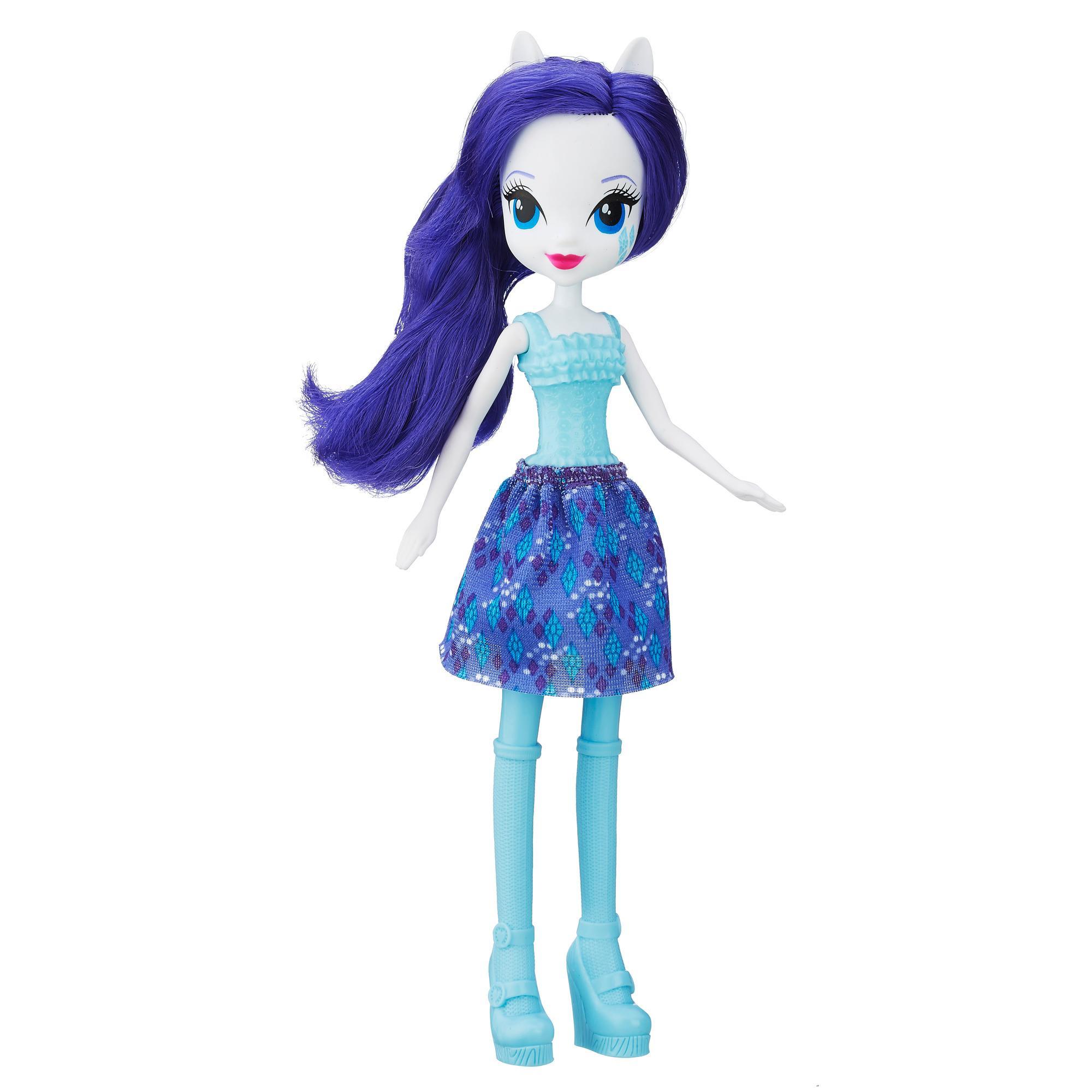 My Little Pony Equestria Girls Rarity Basic Doll