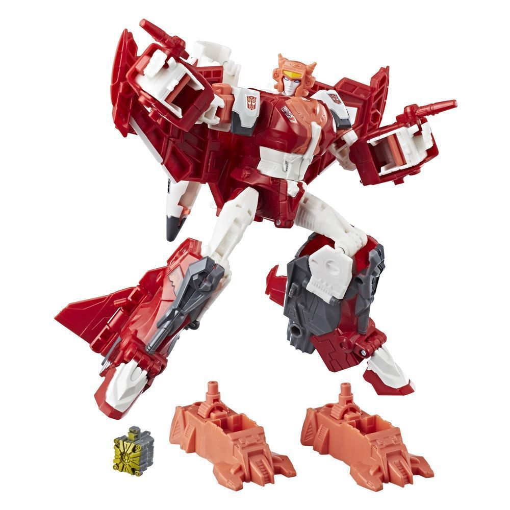 Transformers Generations Poder de los Primes - Elita-1 clase viajero