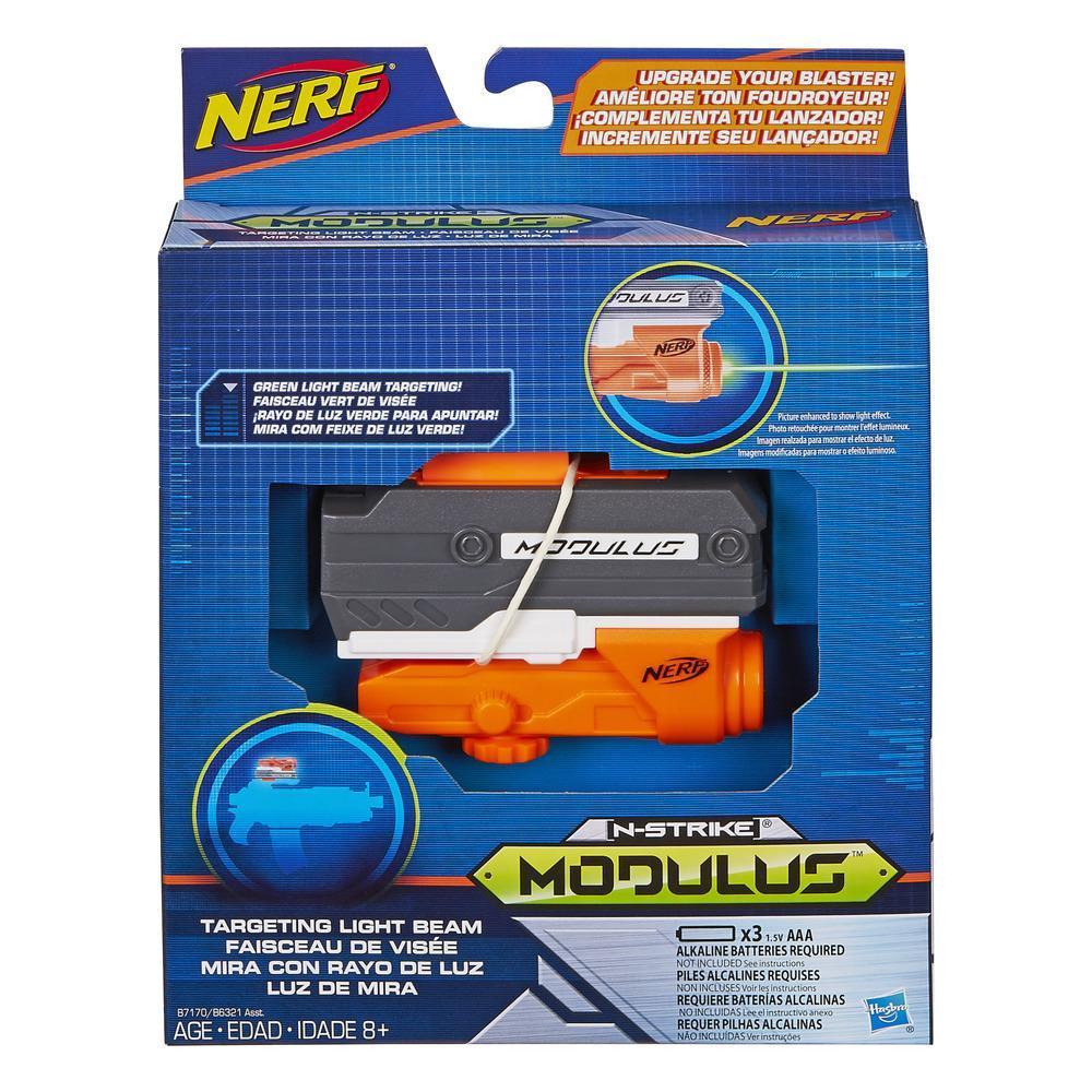 Nerf Modulus Mira con rayo de luz