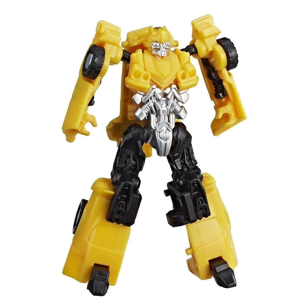 Transformers: Bumblebee - Figura de Bumblebee Energon Igniters Serie Veloz