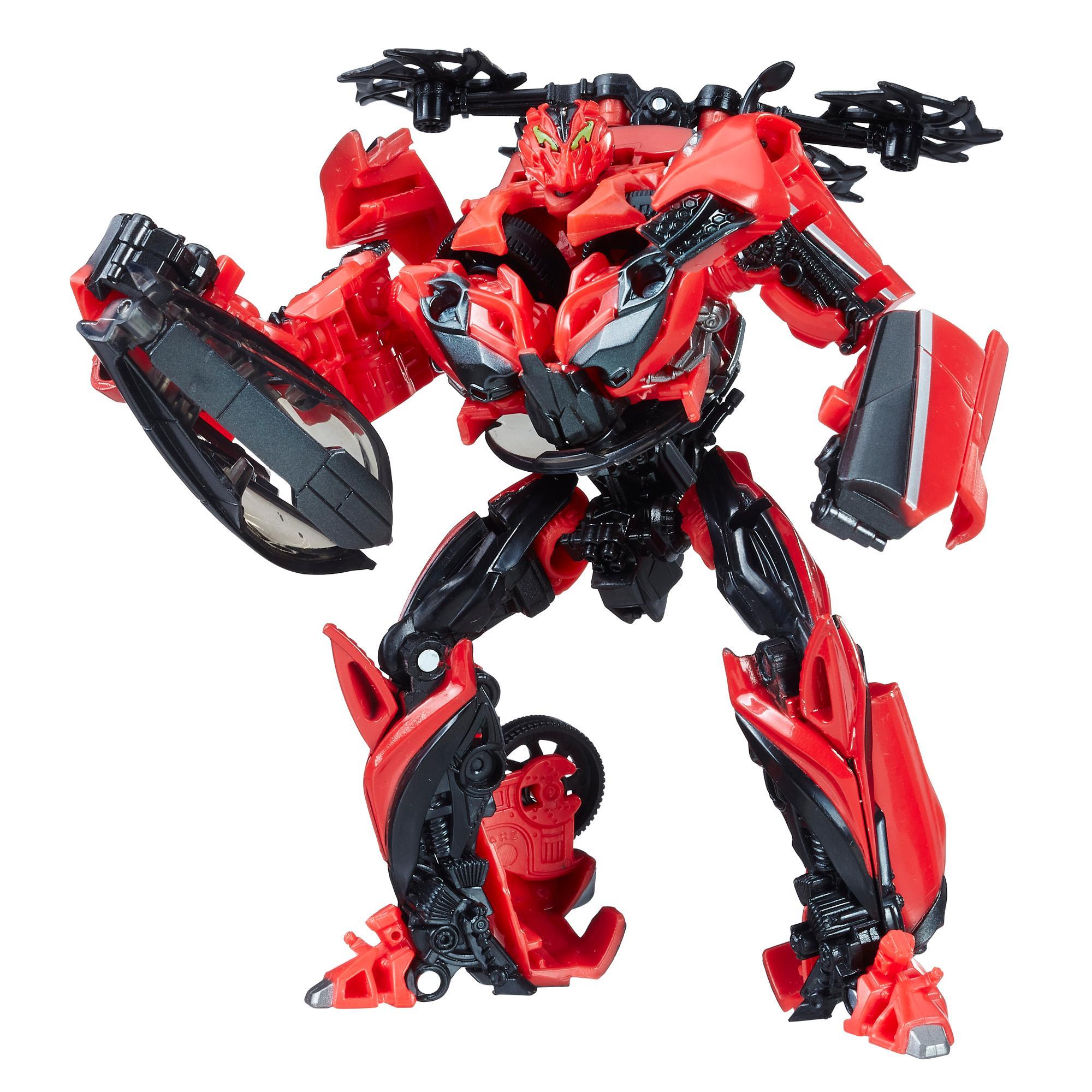 Transformers Estudio Series 02, clase de lujo Película 4 Decepticon Stinger