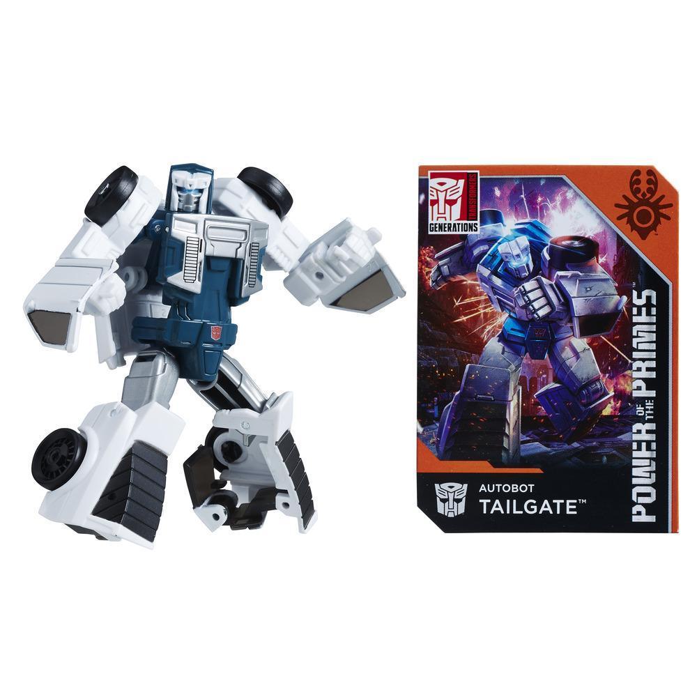 Transformers: Generations -  Poder de los Primes - clase leyendas - Autobot Tailgate