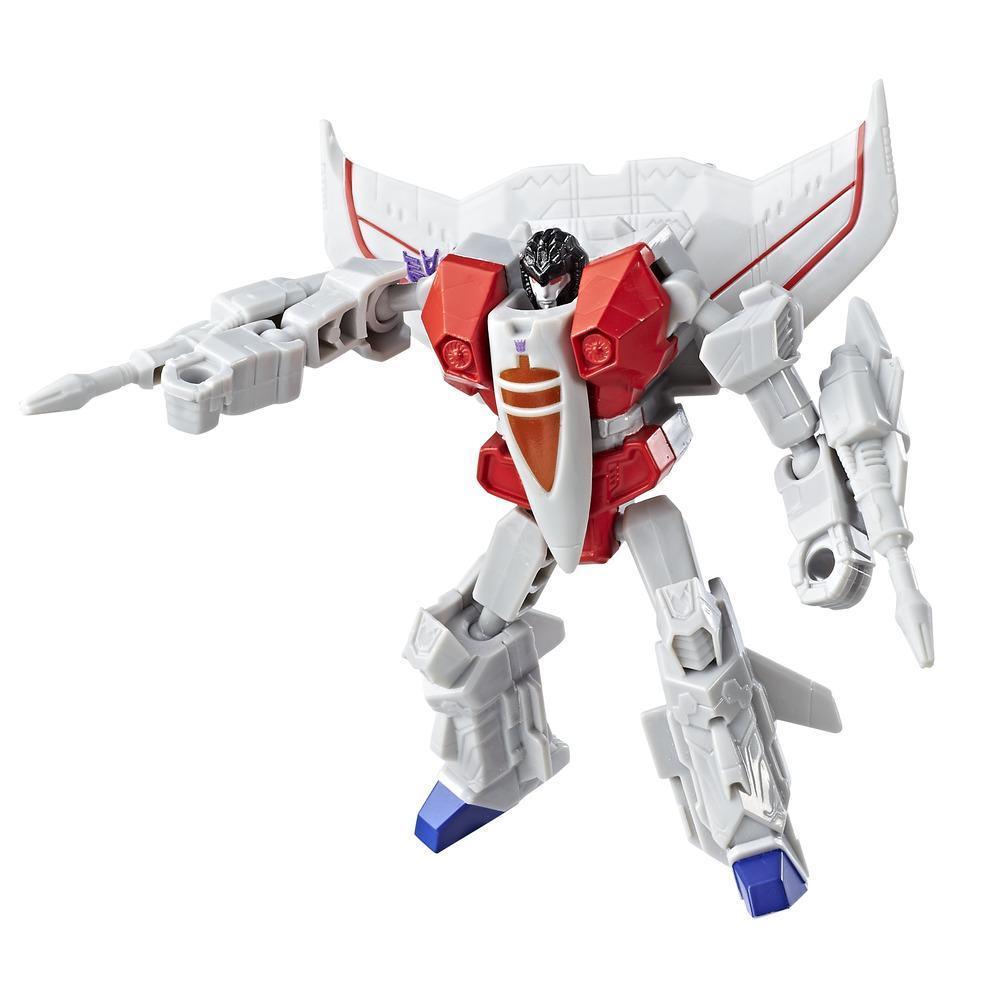Transformers Auténticos Starscream