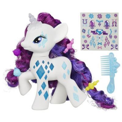 MLP Cutie Mark Magic Ultimate Pony (Rarity)