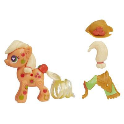 Pony con accesorios APPLEJACK