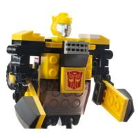 KRE-O TRANSFORMERS BUMBLEBEE Construction
