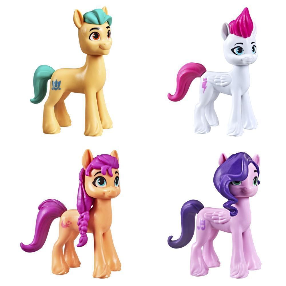 My Little Pony: A New Generation - Figuras de ponis de la nueva película