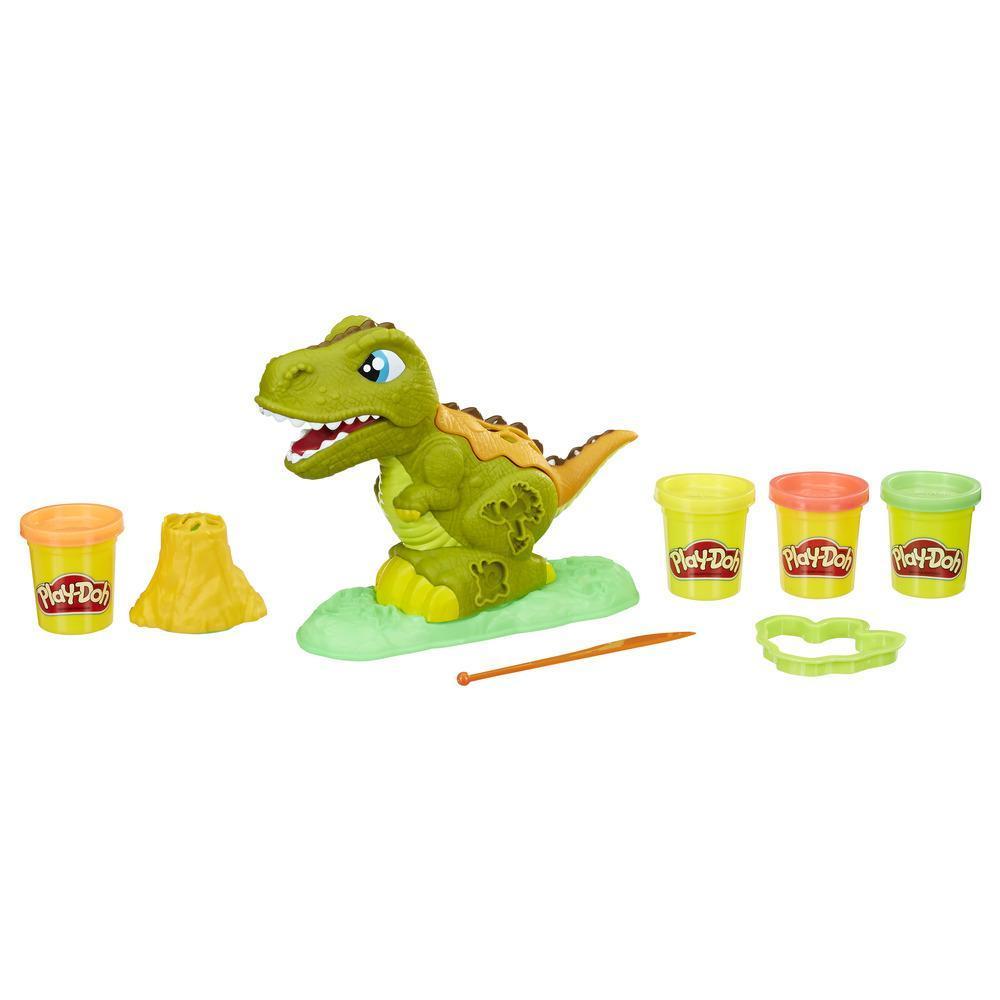 Play-Doh Rex el dinosaurio