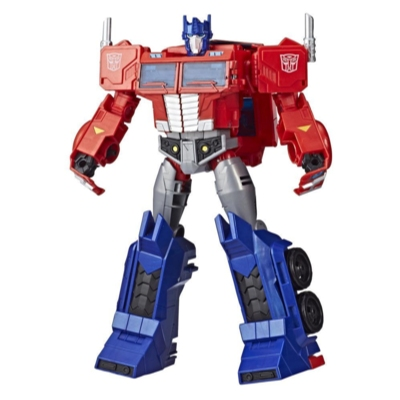 Transformers Cyberverse - Optimus Prime clase suprema Product