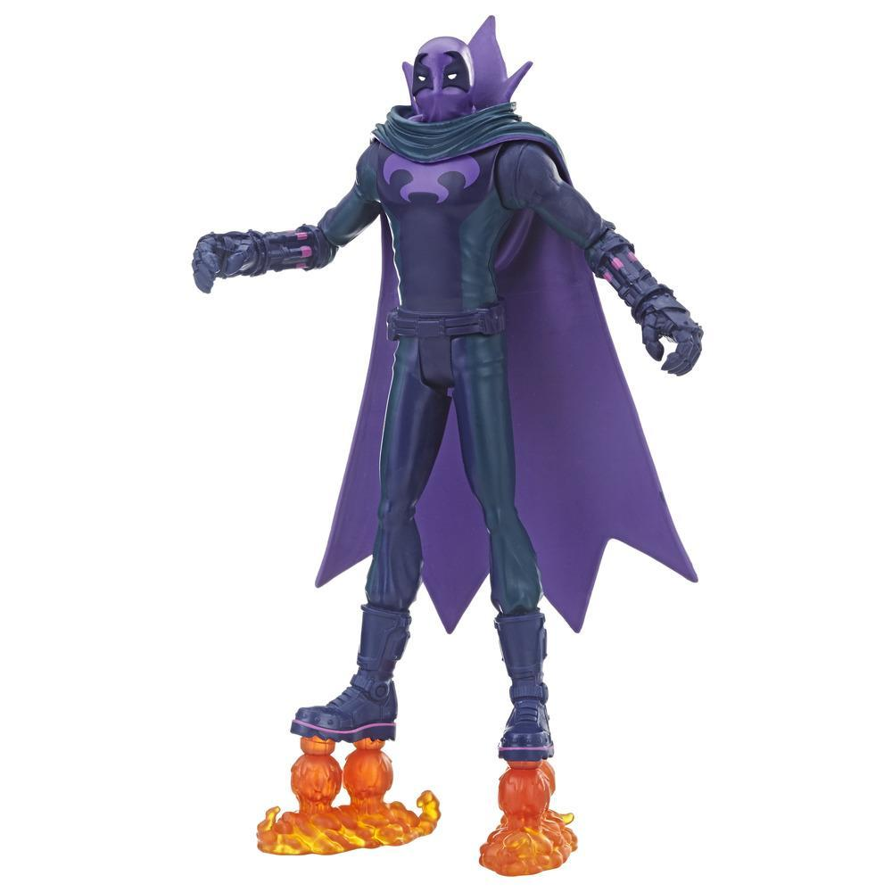 Spider-Man Into the Spider-Verse - Figura de Marvel's Prowler de 15 cm
