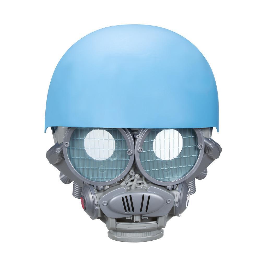 Transformers: Bumblebee - Máscara electrónica del Autobot Sqweeks