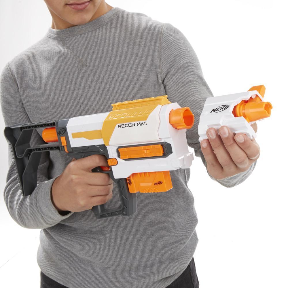 Lanzador Nerf Modulus Recon MKII