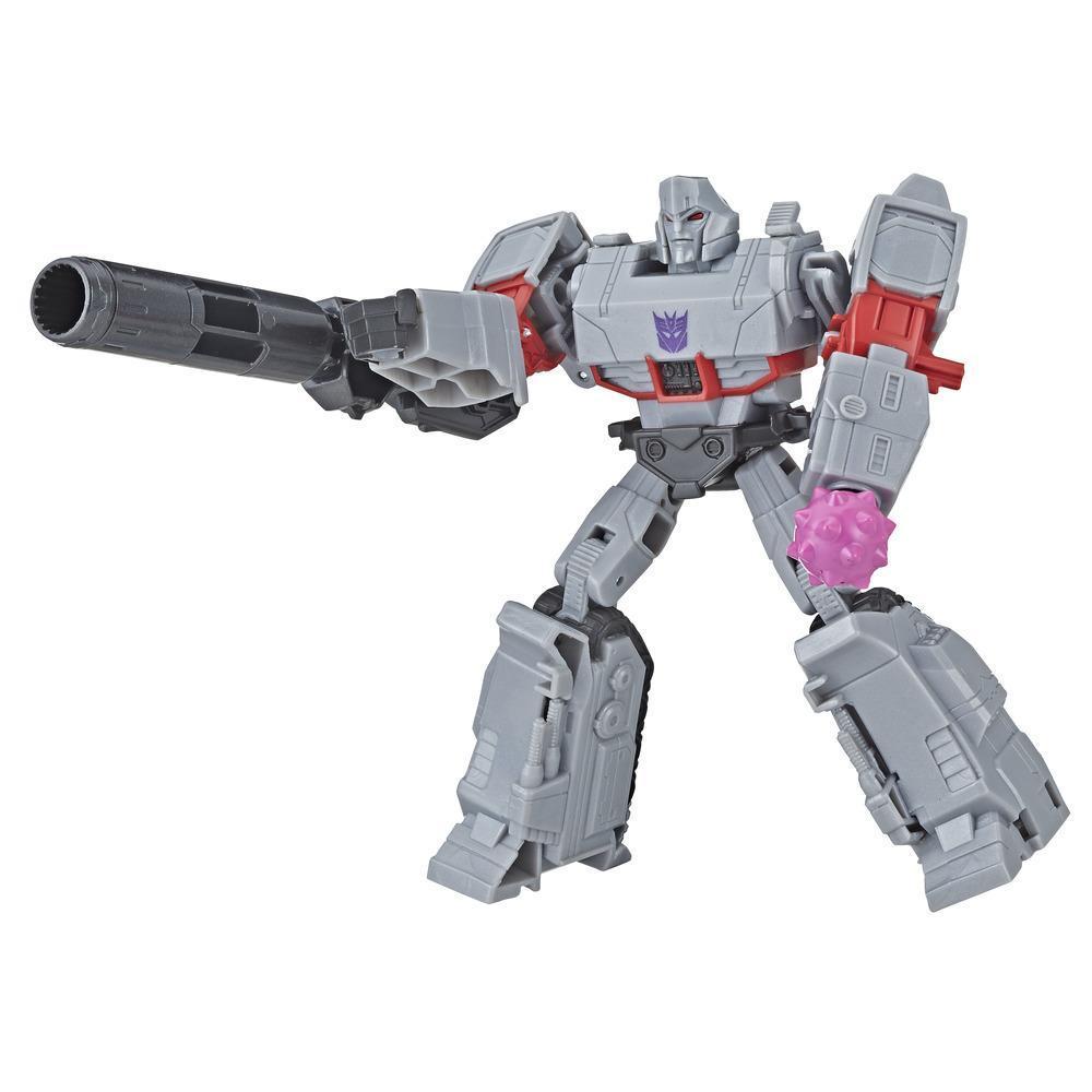 Transformers Cyberverse - Megatron clase guerrero