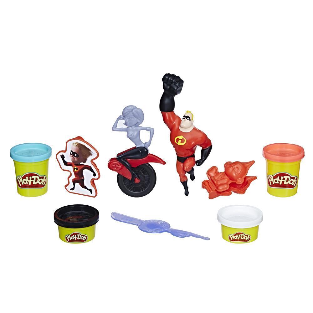 Play-Doh Disney/Pixar Los Increíbles 2 - Increíbles herramientas