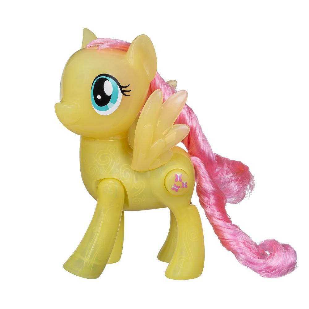 My Little Pony - Fluttershy Luminosa amistad