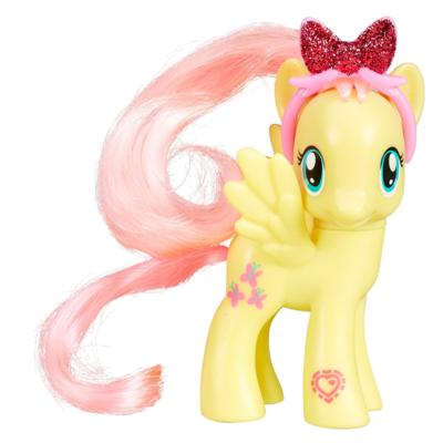 Figura de Fluttershy My Little Pony La magia de la amistad