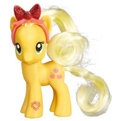 Figura de Applejack My Little Pony La magia de la amistad
