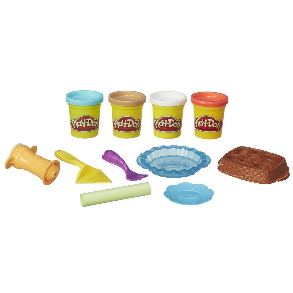 Set Pasteles divertidos de Play-Doh