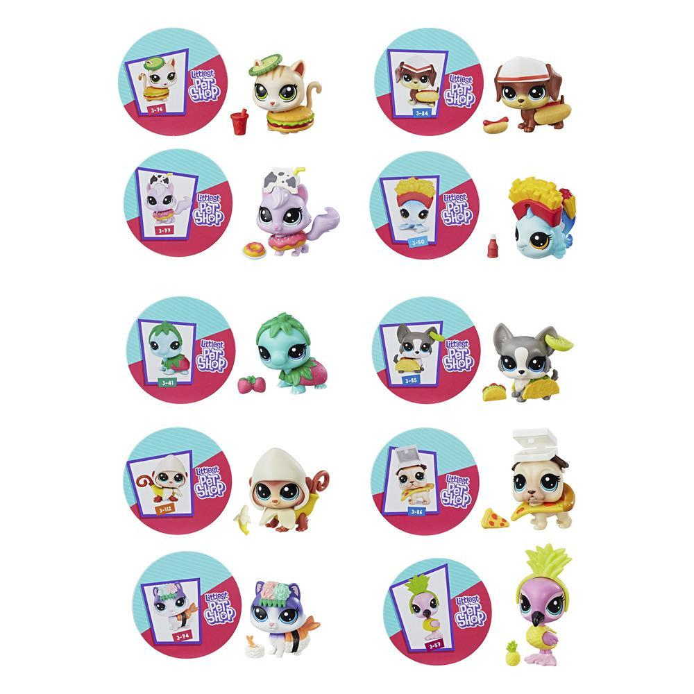 Littlest Pet Shop Mascotas glotonas LPS