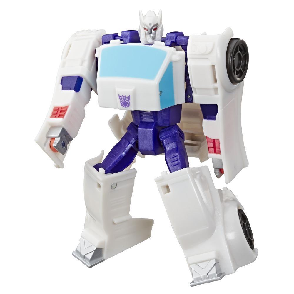 Juguetes Transformers - Figura de acción de Deadlock Cyberverse Action Attackers clase guerrero