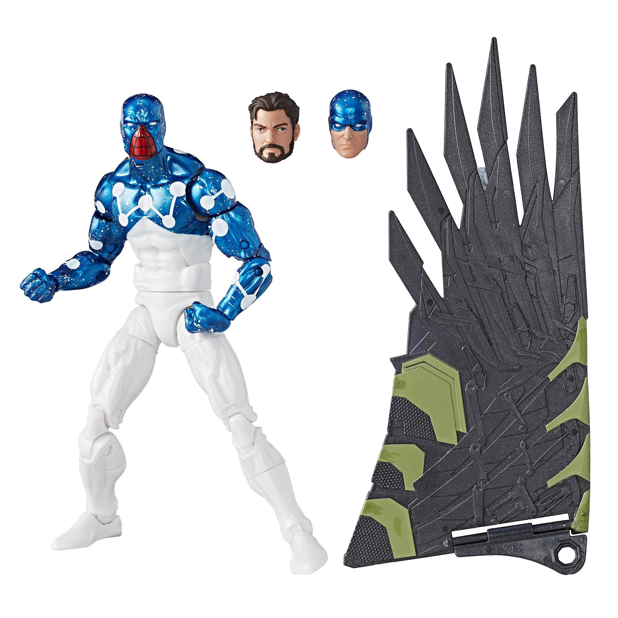 Marvel Legends Series - Figura de Spider-Man (Cósmico)